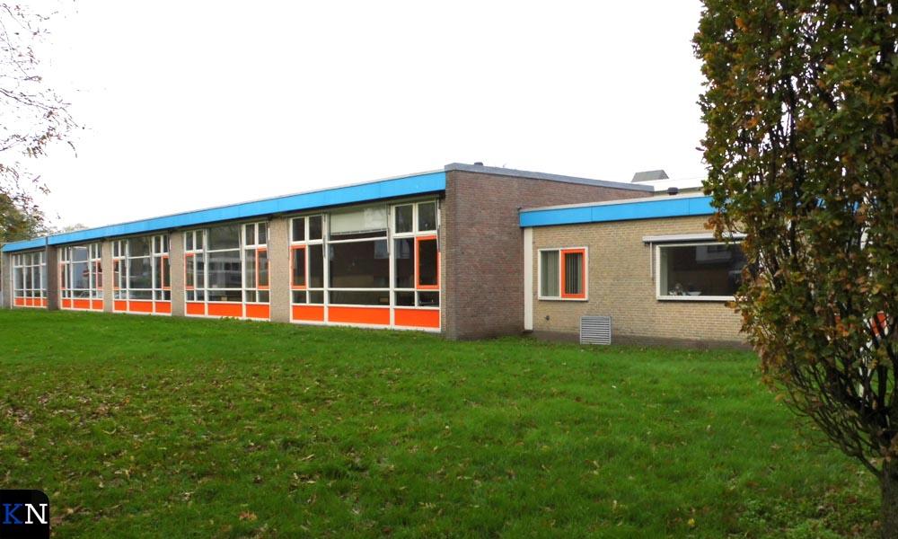 Het voormalige schoolgebouw aan de Zandbergsraat zou een Rietveldachtige uitstraling hebben.