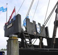 Kamper Kogge vertrokken naar Bremerhaven