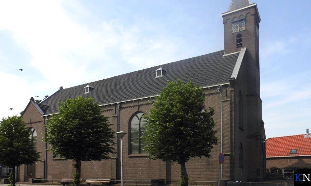 De Nederlands Hervormde Noorderkerk aan de Noordweg in Brunnepe (Kampen).