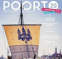 Speciale editie Poort 20 gepresenteerd op Kamper Kogge