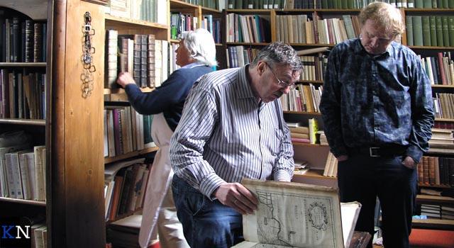 'De Boekenman' houdt het in Kampen voor gezien