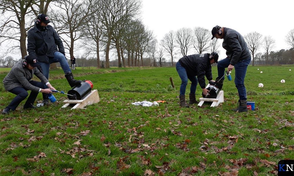 De aftrap van de BOCK-campagne vorig jaar in Fluitenberg.