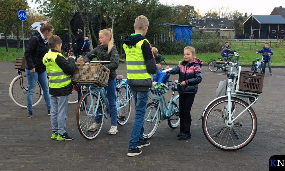 Basisschool Wonderwijs participeert in B.O.M.-project provincie Overijssel.