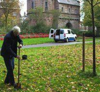 Bloemenpracht geplant in Stadspark