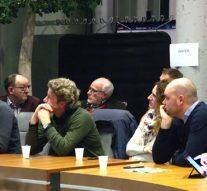 Veel interactie en denkrichtingen op informatieavond stationsgebied Kampen