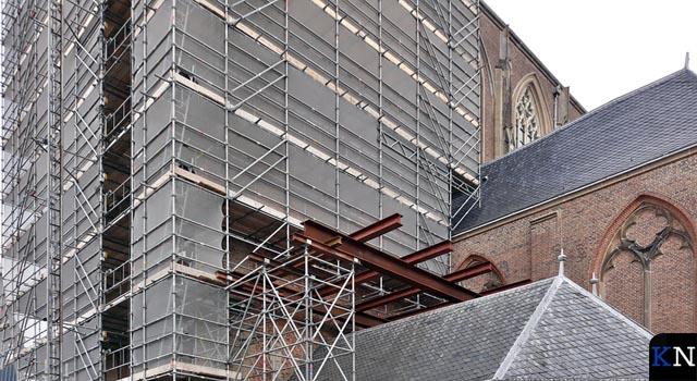 Toren Bovenkerk vereist grondiger restauratie dan verwacht