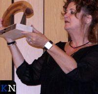 Bruggenbouwer van september:<br>Atty van der Lingen