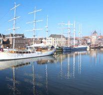 Bruine Vloot 's winters vrijgesteld van liggeld