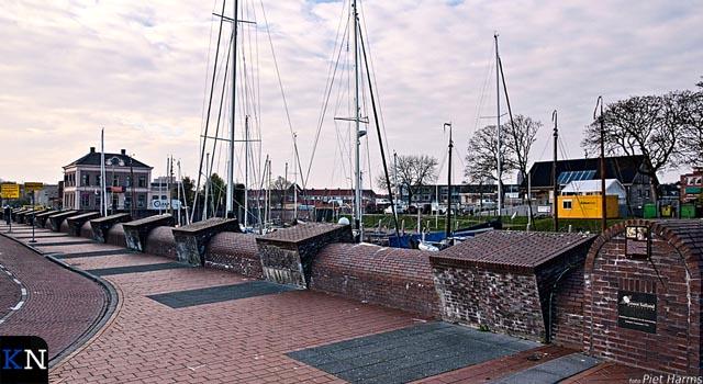 Groot onderhoud kademuur Buitenhaven aanstaande