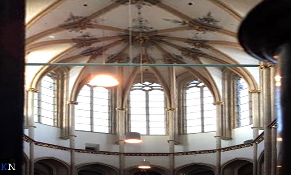 Lichtkoepel Bovenkerk Kampen