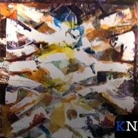 Dissolving Views levert groots en kleurrijk doek op (3D video)