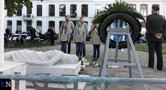 Verspreid over gemeente eert Kampen oorlogsslachtoffers
