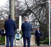 Dodenherdenking in alle stilte (video)