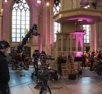 EO maakt TV-opnames in en met Kampen voor 'Nederland Zingt'