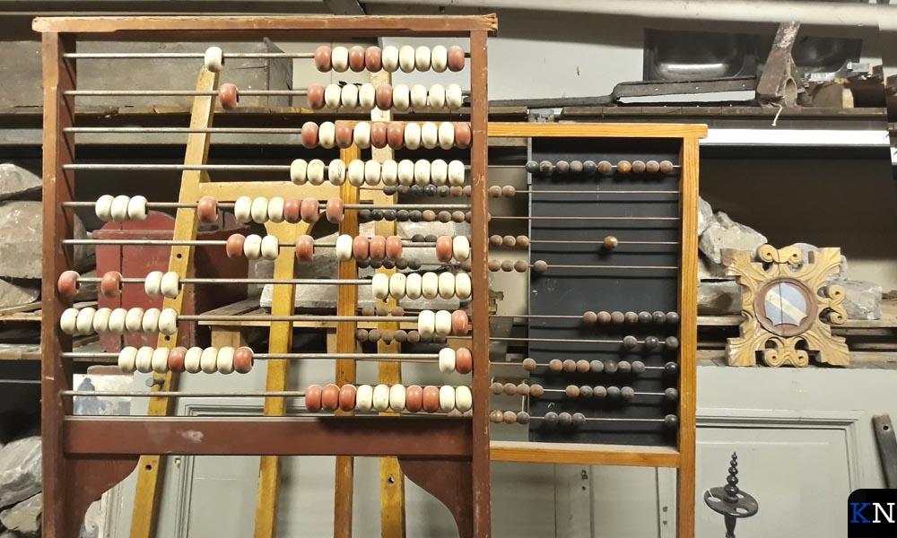 In de telramen, die Erfgoedchick heeft herontdekt, toont het Onderwijsmuseum belangstelling.