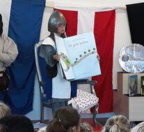 Ridder Dolf opent nieuwe schoolbibliotheek SmdB 'De Fontein' (video)