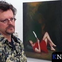 'De vrije wereld van Wouter Berns' in Galerie Tripmaker