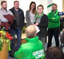 GroenLinks tijdelijk gehuisvest in Oudestraat (video)