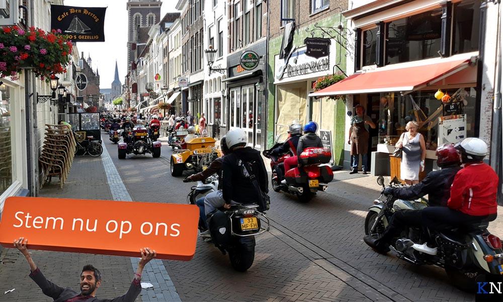 Stem op Stichting Live Life op https://HelpNederlandVooruit.nl/.