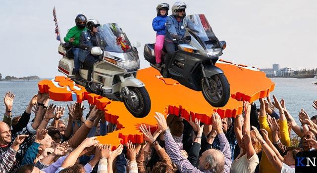 'De Mooiste Dag' in Overijssel in de race voor donatie 'Help Nederland Vooruit'