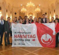 Internationale Hanzedagen 2018 in Rostock staan op losbarsten
