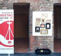 Raakvlakken Astronomische klok en Hanzetentoonstelling in Rostock (video)
