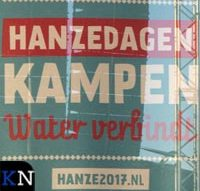 Internationale Hanzedagen 2017 in Kampen zonder wanklank verlopen (video)