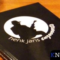 Muzikale boekpresentatie Henk Jans Enzovoorts