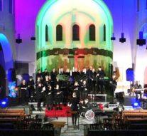 Jongerenkoor Hykanon viert afblazen kerksluiting met feestelijk concert