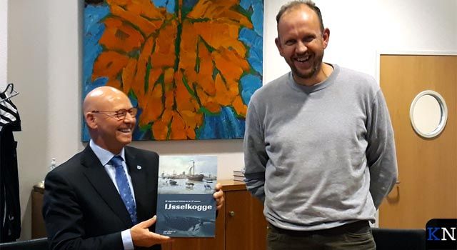 IJsselkogge ontrafeld in monografie Wouter Waldus