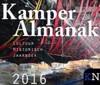 Kamper Almanak 2016 is gepresenteerd
