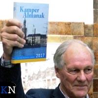 """""""Nieuwe"""" Volksbank presenteert Kamper Almanak 2017"""