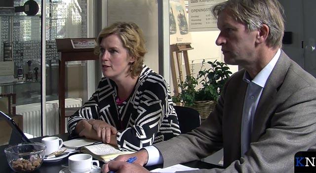 Spreekuur Overijsselse Kamerleden goed bezocht (video)