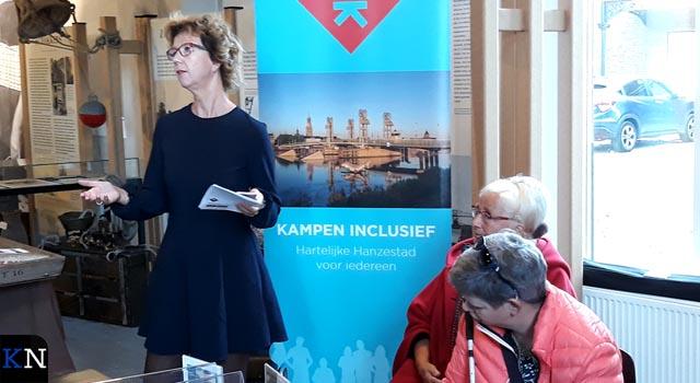 Kampen Inclusief sluit week af met stadswandeling voor iedereen