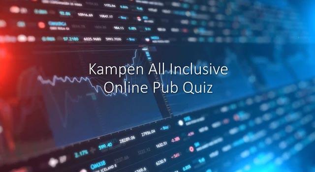 Marieke wint eerste Kampen All Inclusive Pub Quiz