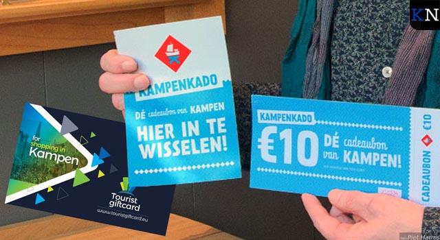 Twee nieuwe initiatieven om Kamper consumptie te stimuleren