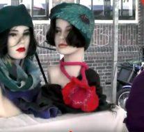 Kunstenaars tonen hun kunsten op Kamper Kunstmarkt (video)