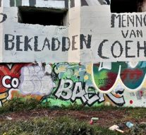 Menno van Coehoorn ageert tegen bunkerbekladding