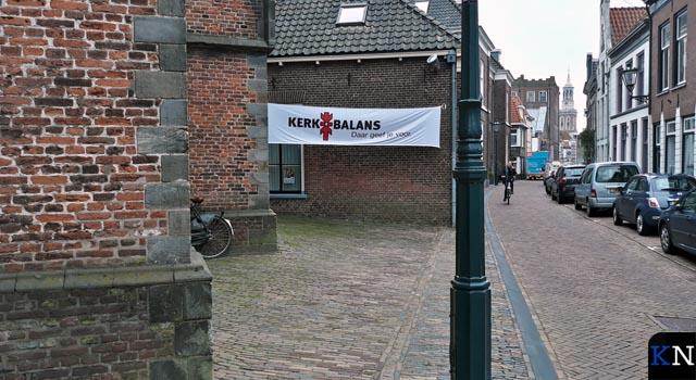 Actie Kerkbalans vanuit de Buitenkerk ingeluid (video)