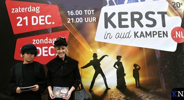 Kerst in Oud Kampen 2019 belooft voor elk wat wils (video)