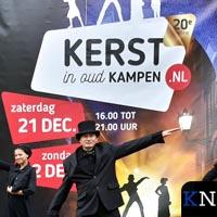 Kick-off Kerst in Oud Kampen