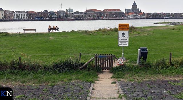 VVD en D66 gaan hand in hand voor stadsstrand