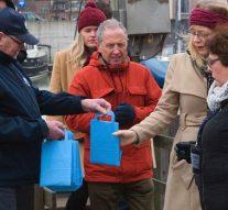 Britse reisagenten op bezoek in Kampen