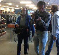 EO-coryfee bezoekt Kringloop Kampen