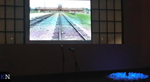Levenslicht ter herdenking Holocaust bij voormalige Kamper synagoge