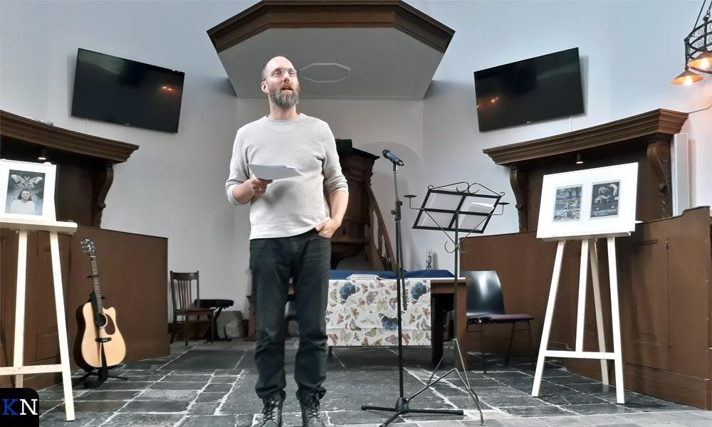 Reinier Sonneveld reconstrueert de totstandkoming van zijn literair debuut.