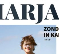 Marjan presenteert glossy 'Zondag in Kampen'