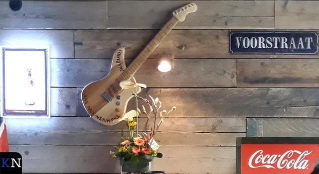 Muziek centraal bij nieuw café The Moonshiners