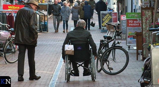 Een dag in een rolstoel
