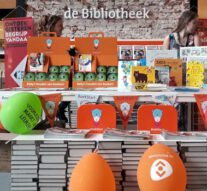 Levendige Stadskazerne tijdens eerste BoekStartdag (video)